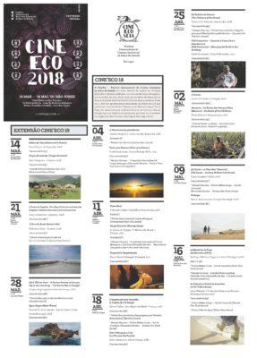 Cine Eco 2018 em S. Jorge - Extensão Oficial do Festival Internacional de Cinema Ambiental da Serra da Estrela
